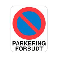 Parkering Forbudt!!!